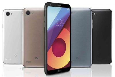 LG Q6 debuts with LG G6-style display and up to 4GB of RAM