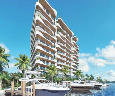 Everyone at these Miami waterfront developments wants a boat slip