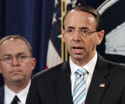 LIVE: Deputy Attorney General Rod Rosenstein to hold press conference