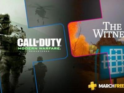 PS Plus free games for March 2019