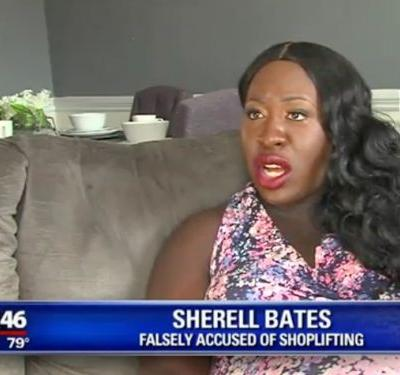 A pregnant woman said she was accused of shoplifting at Staples by a store manager who reportedly suspected her of hiding stolen goods under her shirt