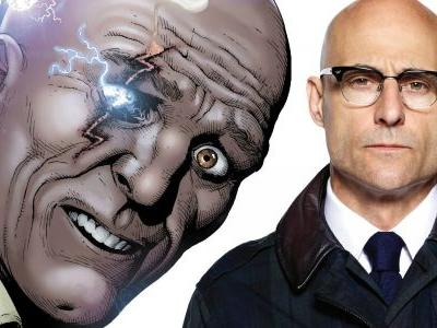 Shazam!: Mark Strong Has 'Unfinished Business' With DC Universe