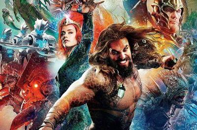 Aquaman: King of Atlantis Animated Miniseries Is Happening at