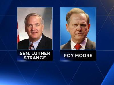 Alabama senate candidates square off in debate ahead of GOP runoff election