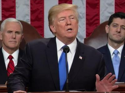 Boos break out as President Trump discusses immigration policy