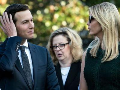 Trump Reportedly Urging Chief of Staff Kelly to Get Rid of Jared Kushner and Ivanka Trump