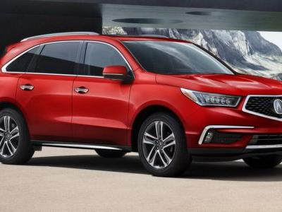 2018 Acura MDX Gets Updated Tech, Starts At $45,175