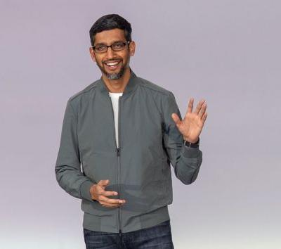 Sundar Pichai has the chance to offer Alphabet something it's needed for a long time - leadership