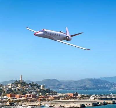 The electric plane startup backed by Boeing and JetBlue just sold 100 planes and the deal could spark a new era of air travel in the US