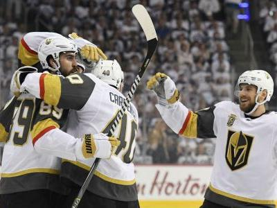 Stunned hockey world reacts to Golden Knights reaching Stanley Cup Final