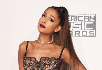 Bye Bye, Long Ponytail! Ariana Grande Is Now Sporting Unexpected Pastel Hair