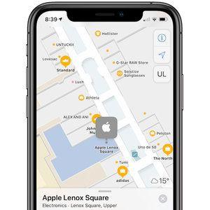 Apple Maps scores indoor maps for over 20 shopping malls and airports around the world