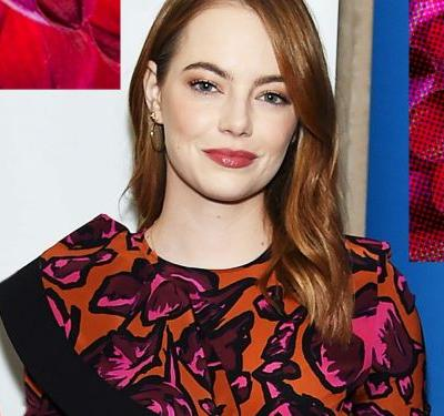 Emma Stone's New Haircut Is The No-Fuss Style We Needed For Fall