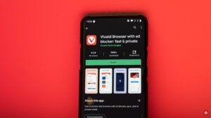 Vivaldi update on Android brings improved tracking blocking