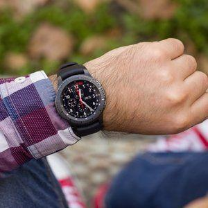Samsung Gear S3 Frontier with 1-year warranty available for $145 in Cyber Monday eBay deal