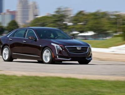 2017 Cadillac CT6 Plug-In Hybrid Tested: The Not Quite Flagship, Electrified