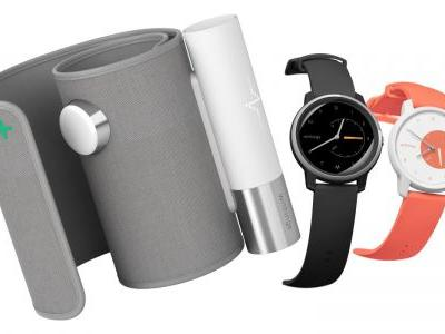 Withings brings ECGs to its new analog smartwatch and blood pressure monitor, launches affordable smartwatch with 18 month battery life
