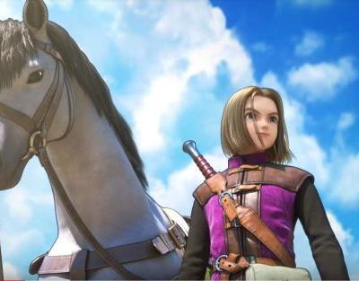 Dragon Quest XI S will launch in Japan in 2019