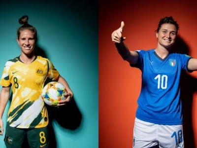 Australia vs Italy live stream: how to watch today's Women's World Cup 2019 match from anywhere