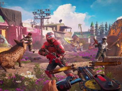 Far Cry: New Dawn Takes You To A Post-Apocalyptic Far Cry 5