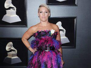 Pink has the best response to the Recording Academy telling women they need to 'step up'