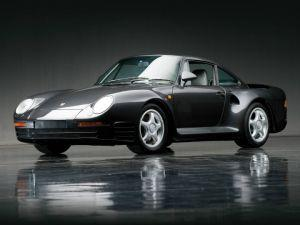 Porsche 959 The car that saved the 911