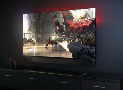 HP takes PC gaming to the living room with 65-inch Omen X Emperium monitor