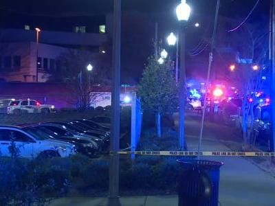2 shot at Alabama hospital; police say suspect is 'down'