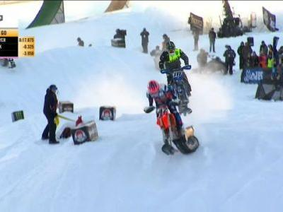Snow BikeCross is the Raddest Part of The Winter X Games