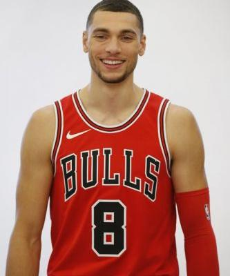 Bothell High graduate Zach LaVine scores 41 points as Chicago Bulls win in double OT
