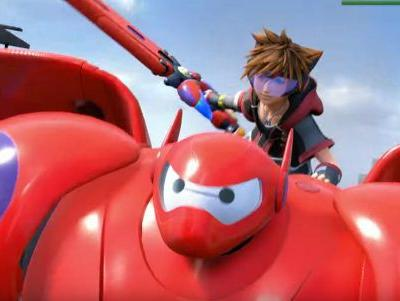 Kingdom Hearts III new trailer takes us to San Fransokyo with Big Hero 6