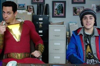 New Shazam! TV Trailer Brings Big Laughs and Hard-Hitting