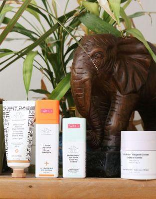 The Summer of Skin Care! Thoughts on Drunk Elephant C-Firma Day Serum, Shaba Complex Eye Serum, Lala Retro Whipped Cream and Umbra Tinte Physical Daily Defense