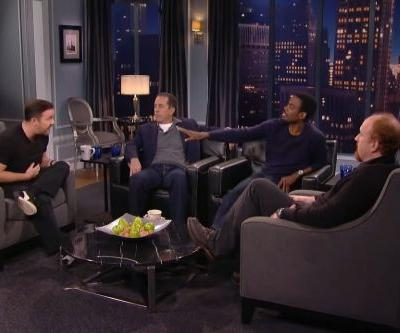 Louis C.K. & Ricky Gervais Under Fire For Using N-Word In 2011 Clip