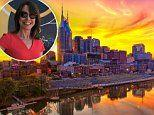 Hitting the right notes: Kay Burley simply loved Nashville