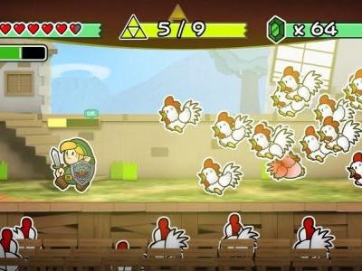 Fans are giving classic games like Sonic, Zelda, and Pokémon the Paper Mario makeover