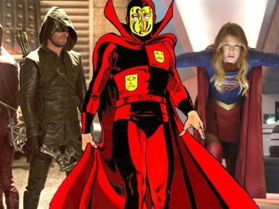 Arrowverse Elseworlds Crossover Will Introduce Super Villain Psycho-Pirate
