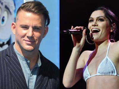 Going Strong! Channing Tatum Reportedly Supports Jessie J At Concert And Looks Happy To Be There