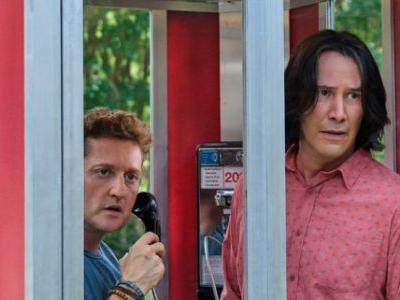 'Bill & Ted Face the Music' is Like a Sci-Fi Twist on 'A Christmas Carol,' With Bill and Ted Visiting Alternate Versions of Themselves