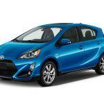 2017 Toyota Prius C: Small Updates for the Subcompact Hybrid - Official Photos and Info