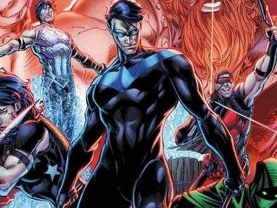 DC's Titans TV Series Has Cast Two More Comic Heroes