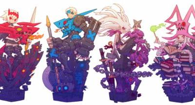 Inti Creates Reveals New Dragon Marked for Death Information at Anime NYC