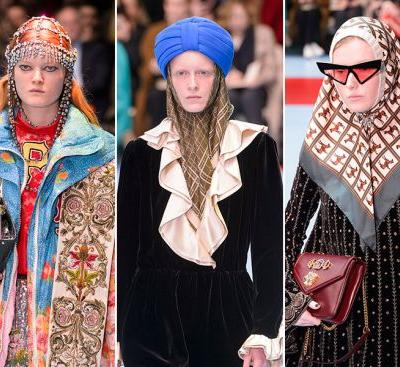 Fashion Has Been Obsessed With Turbans For Centuries. and It's Still Not OK