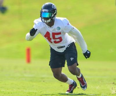 Falcons send LB Deion Jones to injured reserve in latest blow to defense