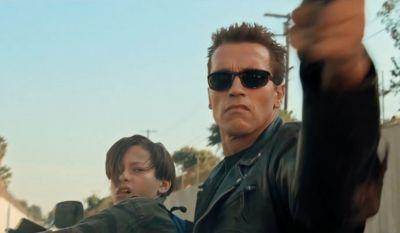 Arnold is back in the trailer for Terminator 2: 3D