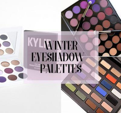 5 Best Eyeshadow Palettes For Winter Makeup Looks