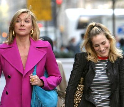 Ummm, After Hearing Kim Cattrall's Rumored Storyline For 'Sex And The City 3'. We're Glad It's Not Being Made