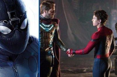 Mysterio Makes Fast Friends with Spider-Man in Latest Look at