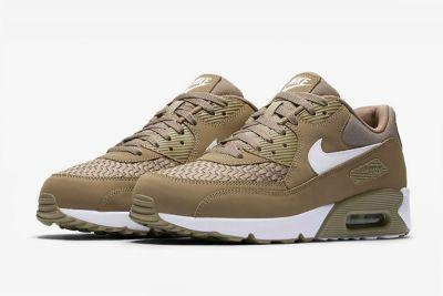 Nike's Air Max 90 Ultra 2.0 Model Is Set to Receive the Woven Treatment