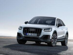 Audi SQ2 Unveiled Ahead Of Paris Motor Show Debut